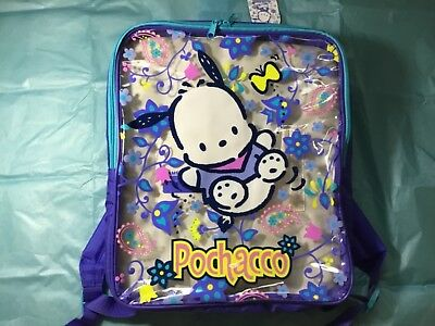 VINTAGE 1999 POCHACCO backpack book bag Hello Kitty Sanrio NWT -  25.99  fd8c06fd93647