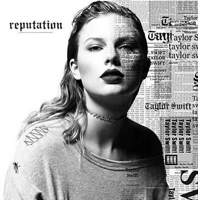 Taylor Swift - Reputation [Cd 2017] New & Sealed