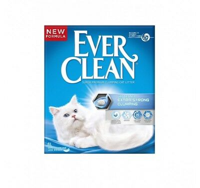 Ever Clean Lettiera Agglomerante Unscentend Extra Strong Clumping Vari Formati