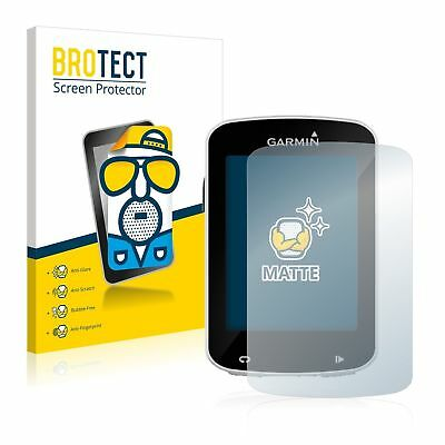 Garmin Edge Explore 820 GPS , 2x BROTECT® Matte Screen Protector hard coated