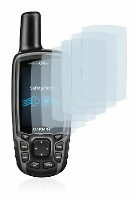 Garmin GPSMAP 64st Hand Held, 6x Transparent ULTRA Clear Screen Protector