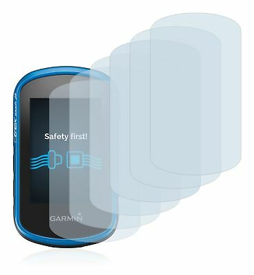 Garmin eTrex Touch 35 Personal GPS,  6x Transparent ULTRA Clear Screen Protector