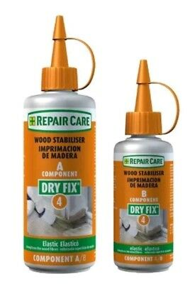 + Window care dry fix 4 REPAIR CARE WOOD STABILISER DRY FIX  300ml   34,13