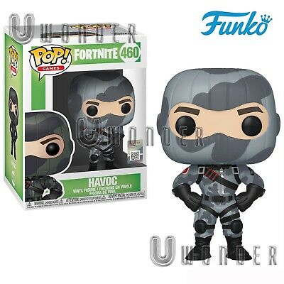 HAVOC # 460 Funko POP ! Games - FORTNITE FIRST LIGHT S2