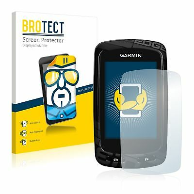 Garmin Edge 810 GPS , 2x BROTECT® HD-Clear Screen Protector Hard coated