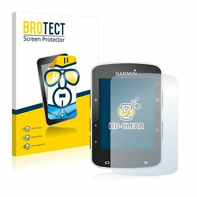Garmin Edge 520 GPS , 2x BROTECT® HD-Clear Screen Protector Hard coated