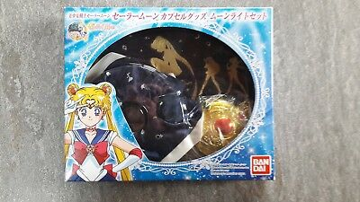 Coffret Sailor Moon Capsule goods set trousse miroir chouchou 20eme