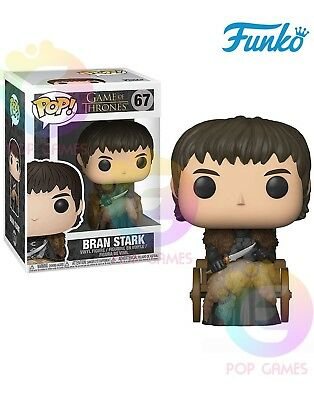 BRAN STARK # 67 - Funko POP Game of Thrones Il Trono di Spade Vinyl POP Figure