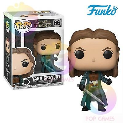 YARA GREYJOY # 66 - Funko POP Game of Thrones Il Trono di Spade Vinyl POP Figure