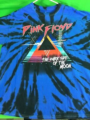 77f81f14d86a5 PINK FLOYD DARK Side Men's Tee Size Small Bleached T-Shirt NEW ...