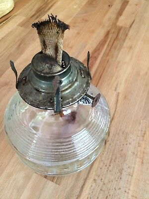 Vintage Oil Lamp Base No Chimney