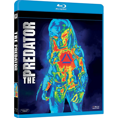 Predator (The) (2018)  [Blu-Ray Nuovo] [PRENOTALO DISPONIBILE DAL 12/02]