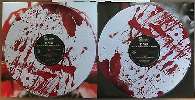 DMX Flesh Of My Flesh Blood Of My Blood 2xLP Blood Splatter Vinyls New