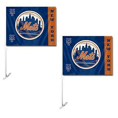(New York Mets) - Official Major League Baseball Fan Shop Authentic MLB 2-pack