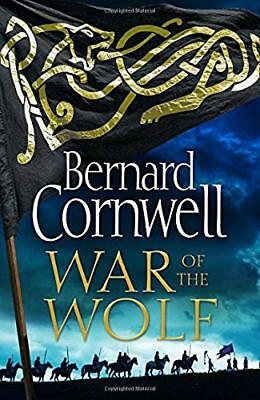 War of the Wolf by Bernard Cornwell (Hardback, 2018) New