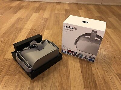 Oculus Go VR Headset 64GB - Boxed And Pristine Condition
