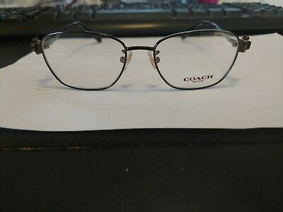 b962b6b69195 Authentic NEW COACH Eyeglasses HC5086 COLOR 9288 BROWN Frames 50mm Rx-ABLE