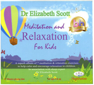 Meditation and Relaxation for Kids  Mindfulness for children *GOLD AWARD WINNER*