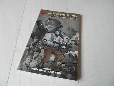 Atomic Robo Volume 2: Atomic Robo and the Dogs of War TPB Red 5 Comics VF