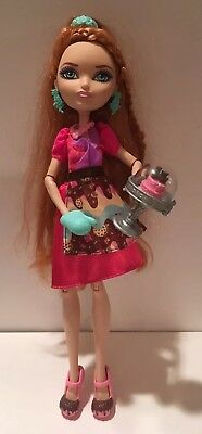 Ever After High Sugar Coated Holly O'Hair With Accessories