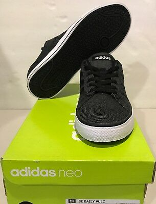 82754ef554e3 ADIDAS NEO MEN S Easy Vulcanized VS Lifestyle Skateboarding Shoe ...