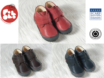 Pololo Maxi Elche - Ecological children's leather shoes