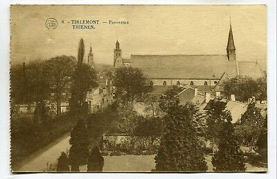 CPA - Carte Postale - Belgique - Tirlemont - Panorama (SV6809)