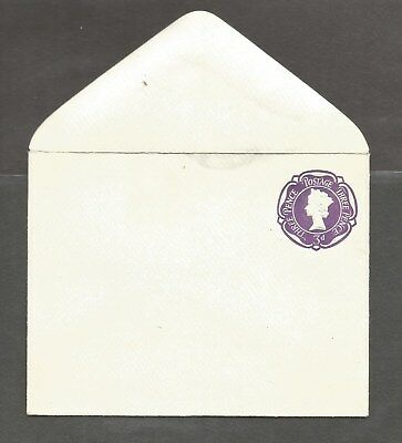 Stamped Envelope Mint / Unused with 3d Stamp 1960s Nice Example