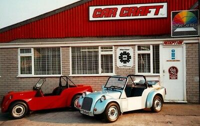 Car Craft Zero, Fiat 126 based kit car frame / chassis, ideal winter project,