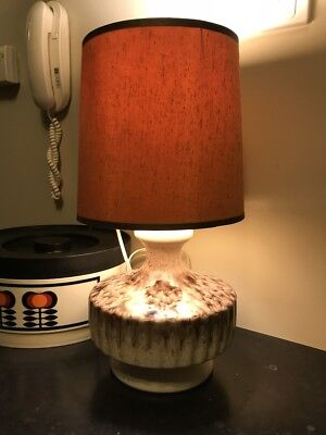 Mid Century Retro Table Lamp