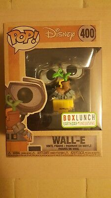 Earth Day Wall-E Funko Pop BOXLUNCH EXCLUSIVE