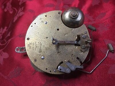 Franz Hermle 131-080 Clock Movement  For Spares Repair
