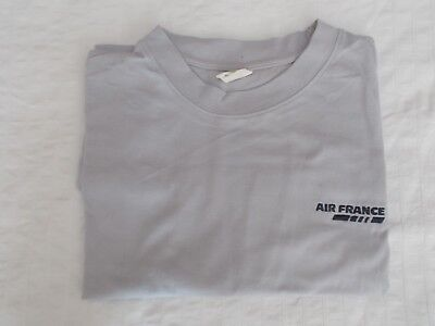 T-shirt AIR FRANCE gris Taille 50/52
