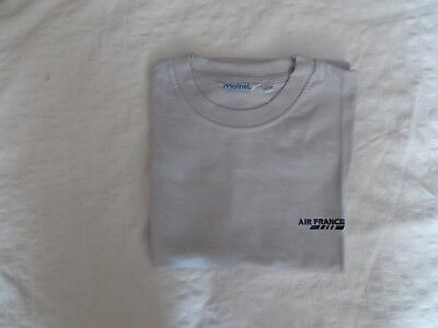 T-shirt AIR FRANCE gris Taille 42/44
