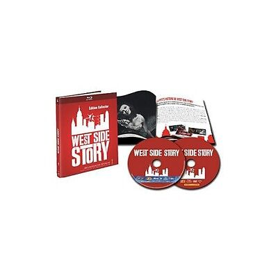 Blu-ray West Side Story Edition Digibook Collector + Livret NEUF sous blister