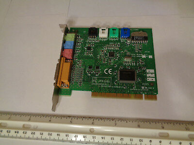 CREATIVE LABS CT5803 SOUND CARD DRIVERS DOWNLOAD
