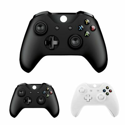 Official Microsoft Xbox One S/PC 7/8/10 Wireless Controller - Black OR White NEW