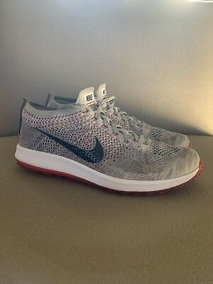 23c653f9f2ad0 NIKE FLYKNIT RACER G Golf Shoes