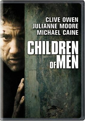 Children of Men (DVD, 2007, Full Frame) USED