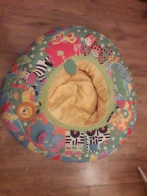 Baby play nest Ring