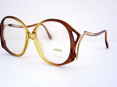 ZEISS 3158 1607 Vintage Ladies Eyeglass Frames West Germany Circa 1980s NOS