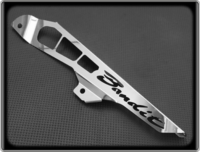 Chain Guard for SUZUKI GSF600 BANDIT - 1995 to 1999 - GSF 600 - Polished