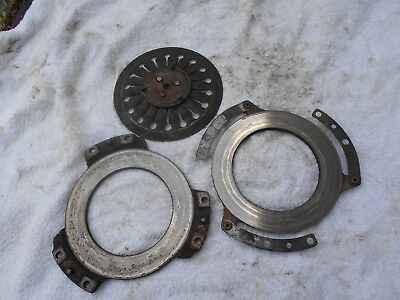 BMW R series clutch components .sept 1981 on airheads