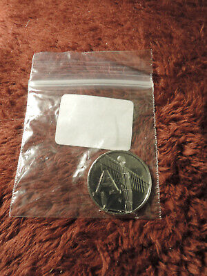 A Z Alphabet 2018 10P Ten Pence Coin New Uncirculated Letter -A- Angel Of The No