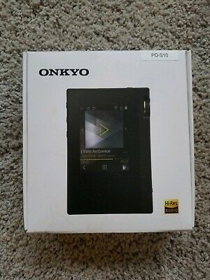 Onkyo Hi-Res Digital Audio Player PD-S10(B) DAC 16GB