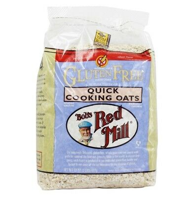 Bob's Red Mill Gluten Free Quick Cooking Oats 32 oz Bag