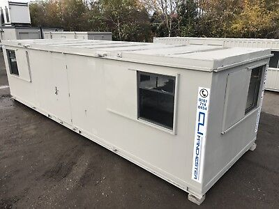 32ft x 10ft - Anti Vandal Canteen | Office | Drying Room | Fully Refurbished