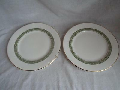 Royal Doulton Rondelay Salad Plate x 2 - 8 inch