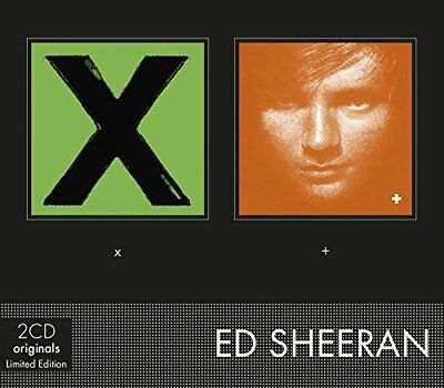 Sheeran, Ed - Multiply/plus CD (2) Wea NEW