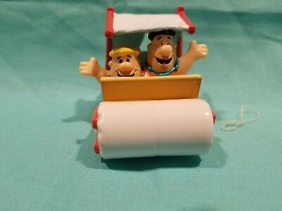 Hanna Barbera Flintstones Car Cake Topper
